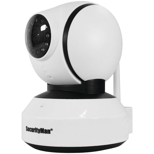 Securityman 720p Hd Wi-fi Pan And Tilt Camera