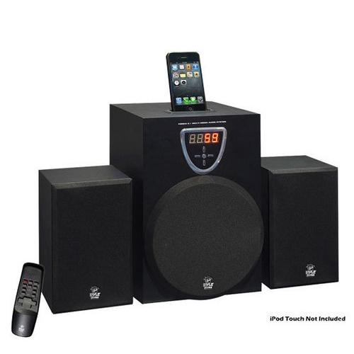 2.1 Multi-media Audio System System Power (MAX):100 Watts