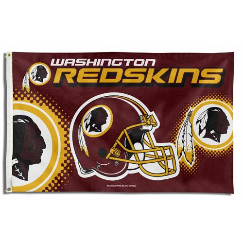 Washington Redskins NFL 3x5 Flag