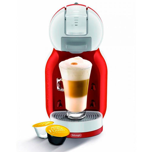 Capsule Coffee Machine De'Longhi EDG305WB 15 BAR DOLCE GUSTO 1 L 1460W White Red
