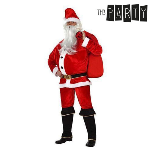 Costume for Adults Th3 Party 1682 Father christmas