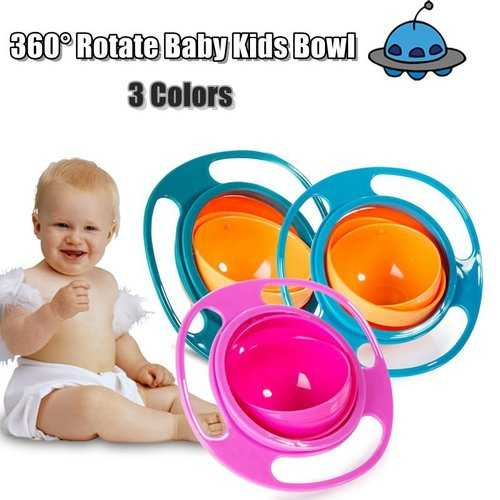 Baby Infant Feeding Bowl