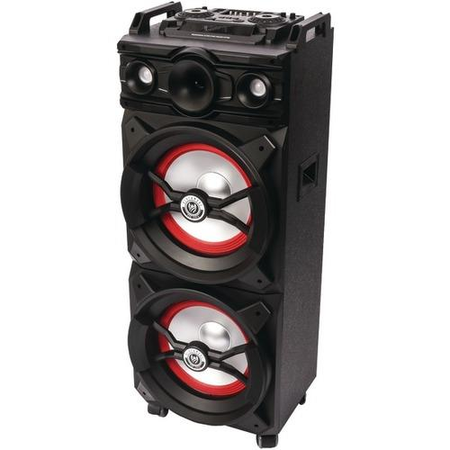 Blackmore Pro Audio BJS-207BT 2,600-Watt Bluetooth(R) Portable Audio Entertainment System