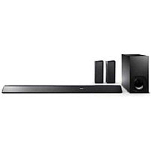 B Sony HT-RT5 550 Watts Sound bar With 2 Wireless Rear Speakers