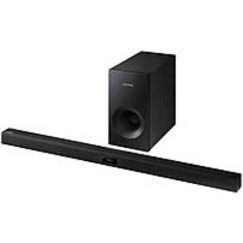 FS Samsung HW-J355 120 Watts 2.1-Channel Sound Bar for Home Theater - Black