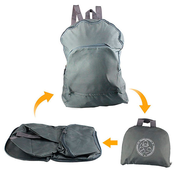 Adventure Goods Foldable Backpack