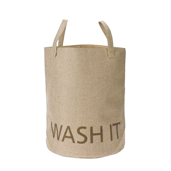 Bag for Dirty Laundry Washit Wagon Trend