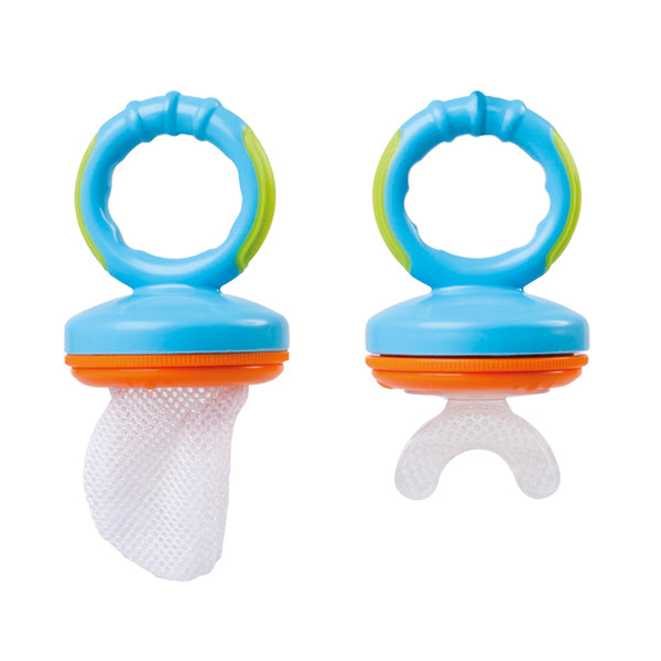 Anti-Choking Feeder and Teether (3 pieces)