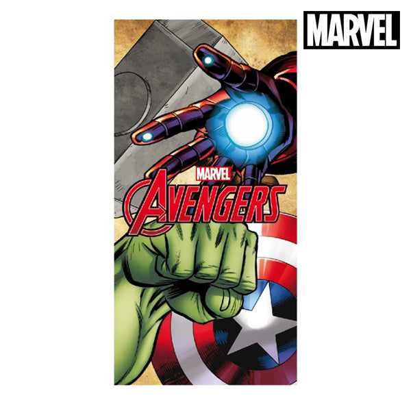 Avengers Beach Towel