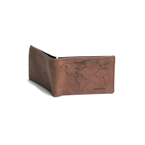 'Just Go' Slim Passport Wallet