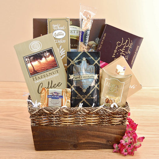 Nikki's by Design Warm Greetings Gourmet Gift Basket