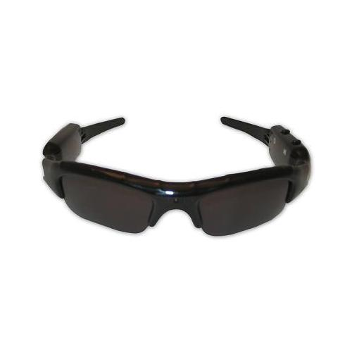 Digital DVR Video Camcorder Sunglasses w/ Polaroid Polarized Lense