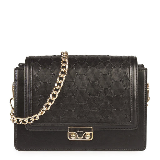 Anqa Crossbody Bag | Black
