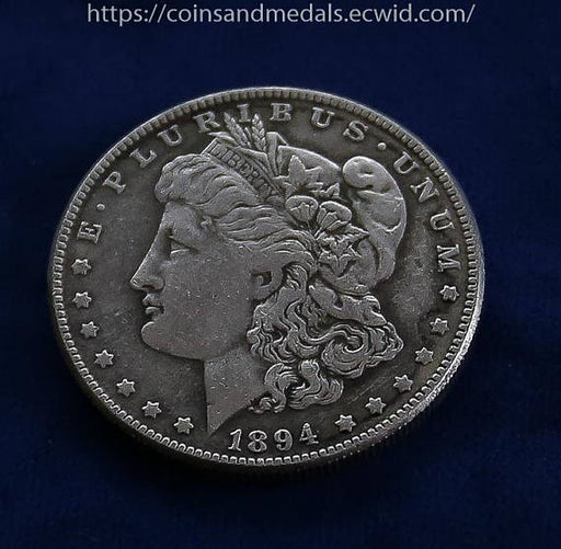 1879, 1879,  cc 1889, 1894,  USA Morgan Dollar COIN COPY