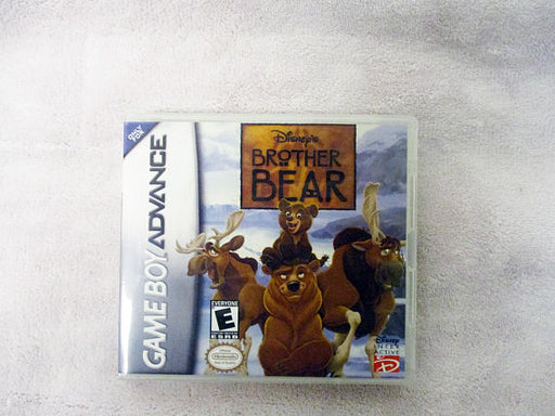 Disney's Brother Bear Custom GBA - Gameboy advance case only  (***No Game***)