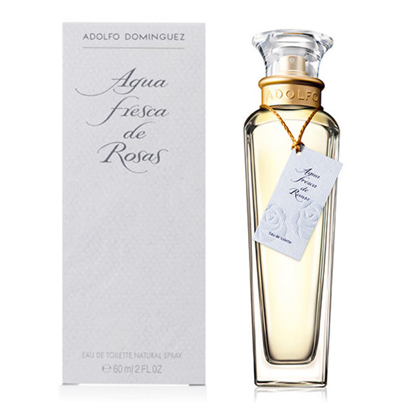 Adolfo Dominguez - AGUA ROSAS edt vapo 60 ml