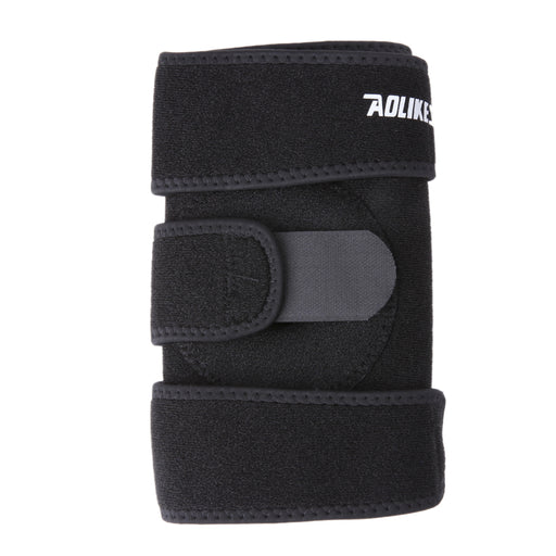 Adjustable Knee Patella Support Brace Sleeve Wrap Cap Stabilizer Knee Care Protector for Outdoor Sports Cycling Running Trekking