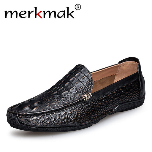 Microphone Men's Fashion Loafer Sport Quick Drying Slip-On Loafer Shoes