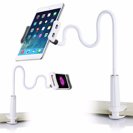 360 degree Flexible Arm Table Pad holder Stand Lazy People Bed Desk tablet for ipad support 4 to 10.5 inch tablet and phone