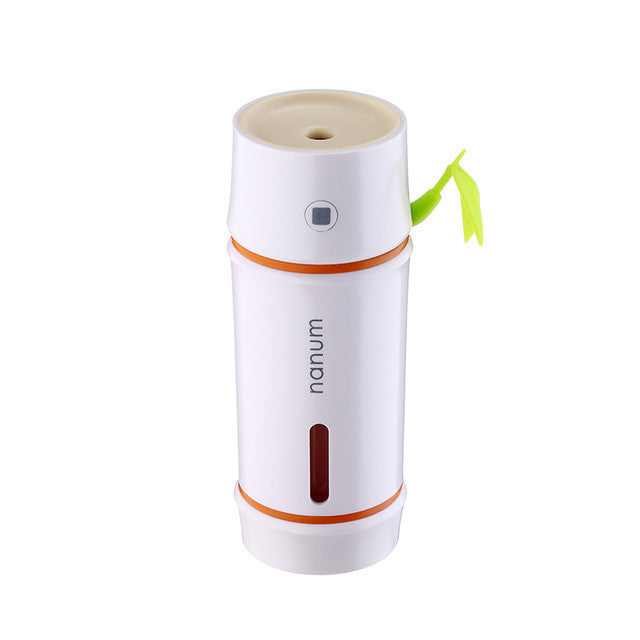 130ML Air Aroma Diffuser USB Ultrasonic Humidifier Mist Maker essential oil diffusers oils aromatherapy To Home Car LED light