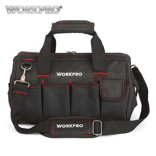 "WORKPRO 14"" Tool Kit Bag High Quality Tool Storage Bag Multifunction Bag"