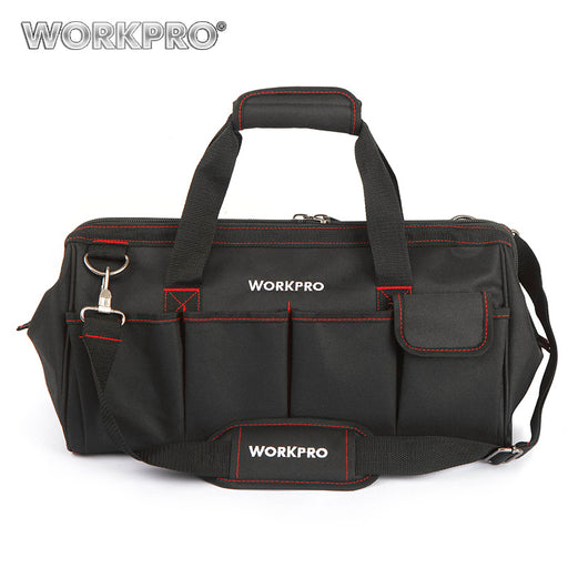 "WORKPRO 18"" Waterproof Travel Bags Men Crossbody Bag Tool Bags Large Capacity Free Shipping"