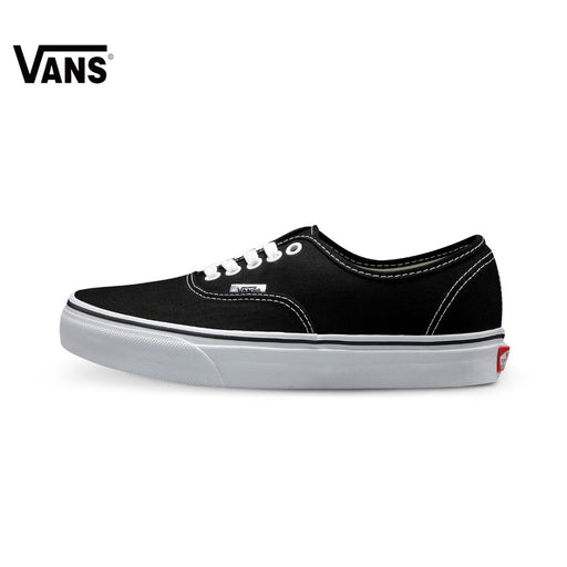 Intersport Original Vans low Classic Lover's Skateboarding Shoes men's&women's  Canvas Shoes Authentic Sneakers free shipping