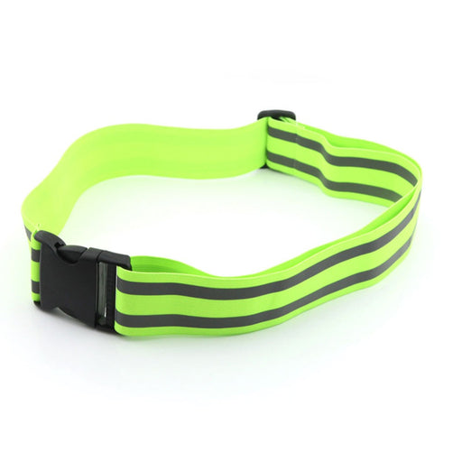 360 Degree Night Reflection Belt Unisex Safety High Visibility Reflection Belt Outdoor Running Cycling safety Tools