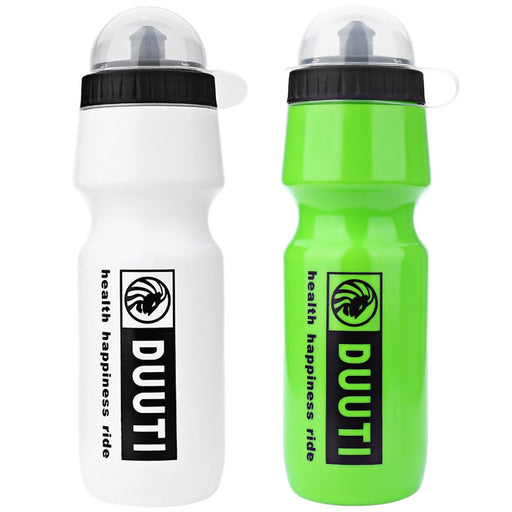 750ml DUUTI Portable Outdoor Bike Cycling Sports Drink Jug Water Bottle Cup with Dust Cover For Camping Hiking