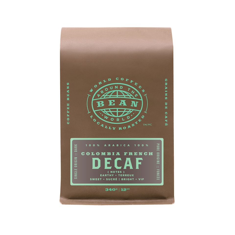 Colombian French Decaf