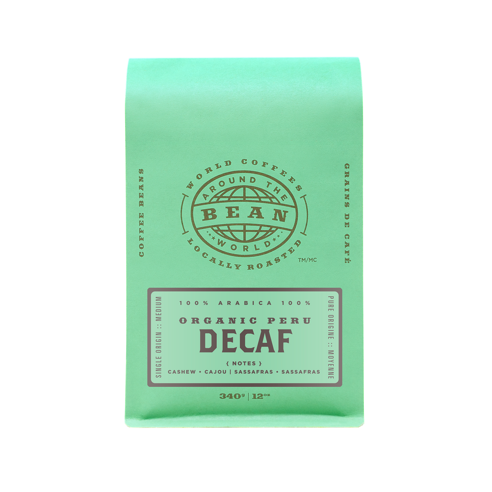 Peru Fair Trade Decaf