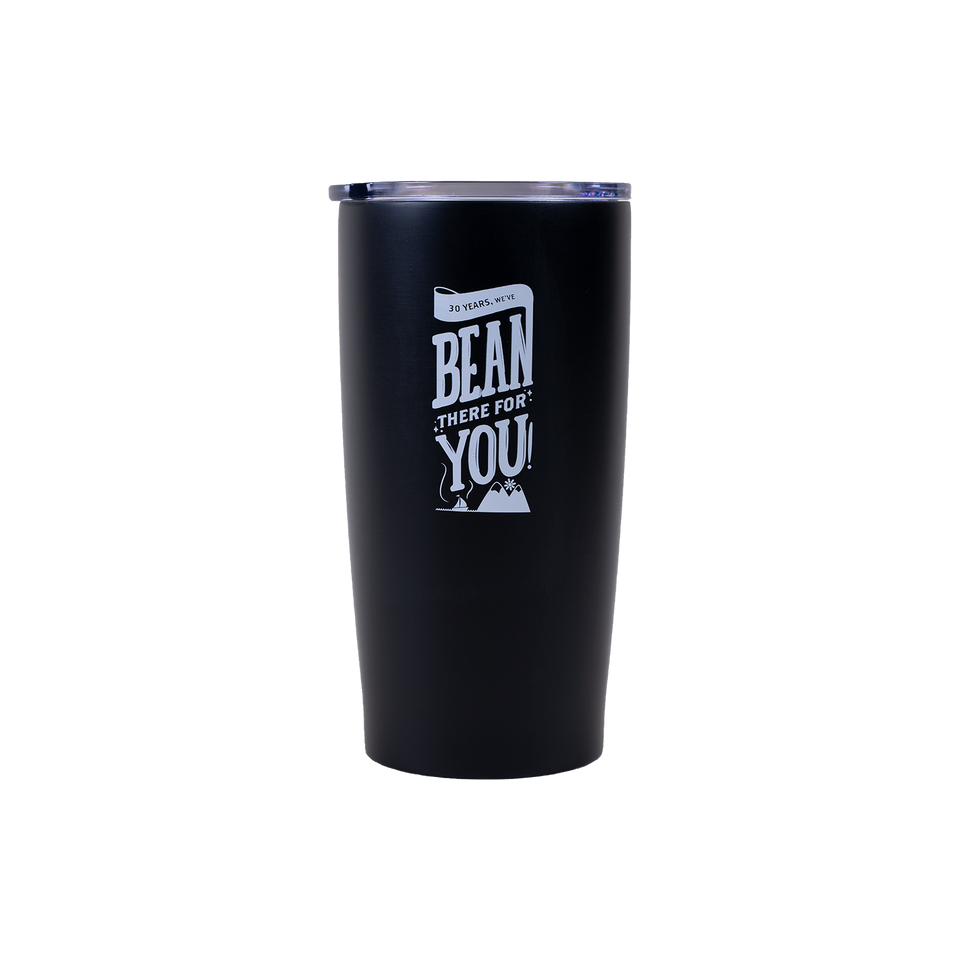 30 Year Tumbler | Black | 20 oz