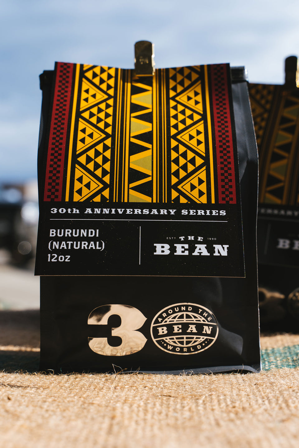 Anniversary Coffee Series, Burundi Natural