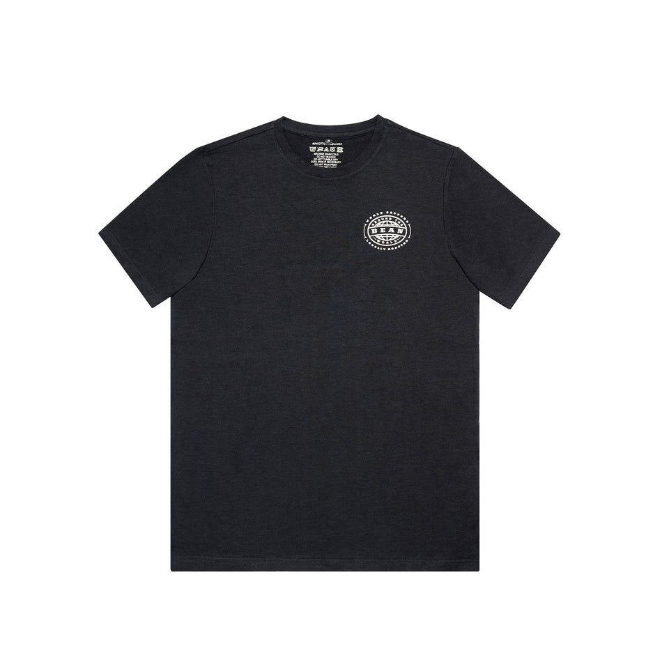 Mens Bean Crew T-Shirt
