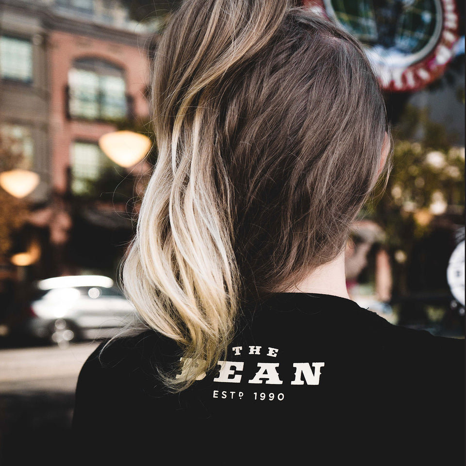 Womens Bean Crew T-Shirt