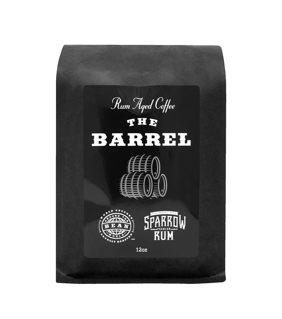 The Barrel: Bean X Lohin McKinnon | Pre-Order - Ships Friday