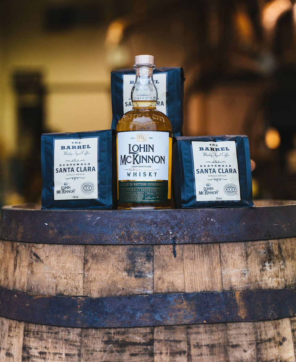 The Barrel - Bean X Lohin McKinnon Whisky [SERIES #3]
