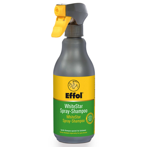 Effol White-Star Spray-Shampoo-English Tack Supply