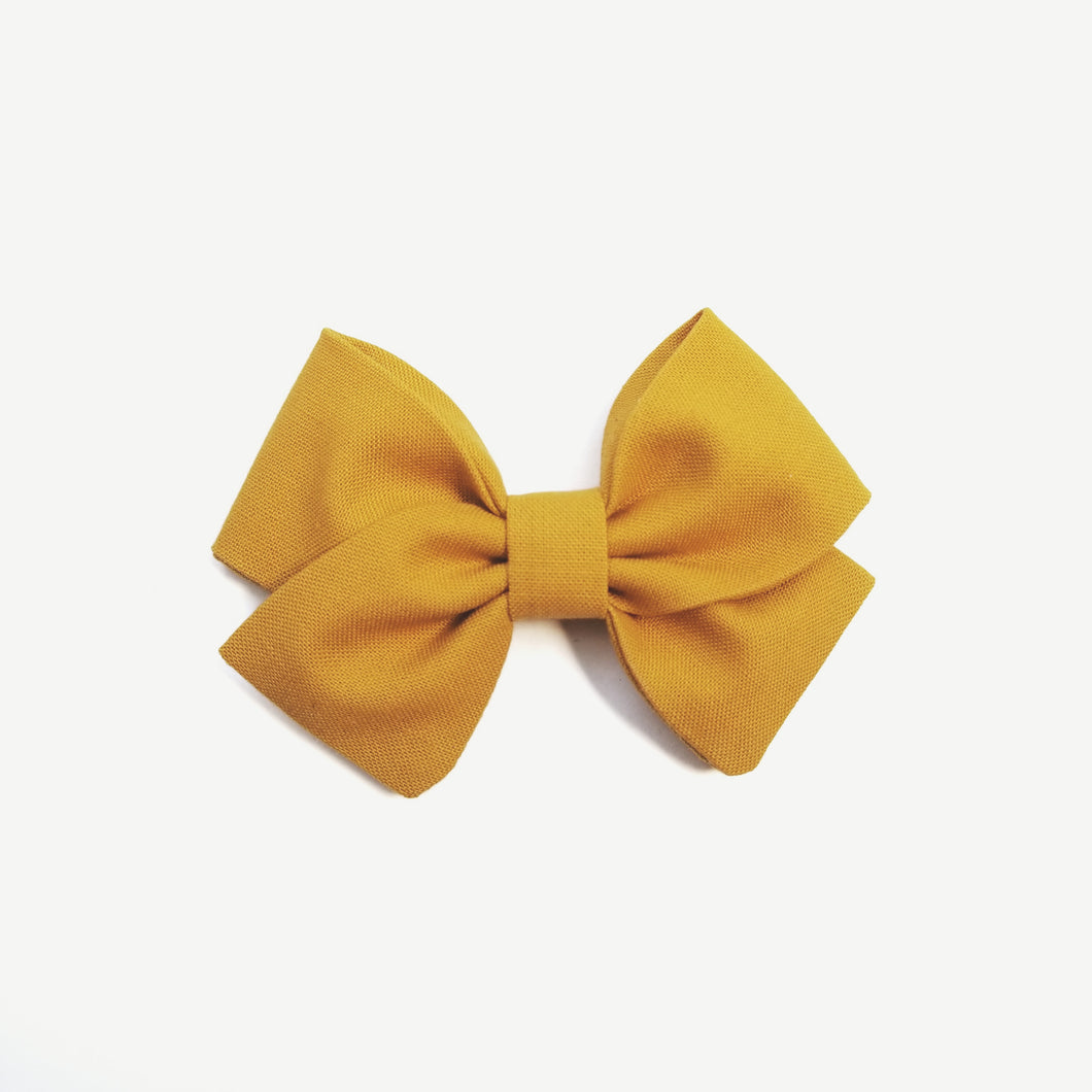 Butterscotch : Classic Sailor Bow