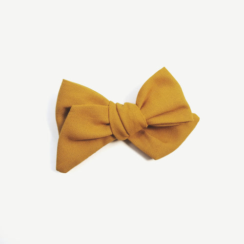 Butterscotch : Pinwheel Bow