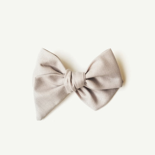 Doeskin : Pinwheel Bow