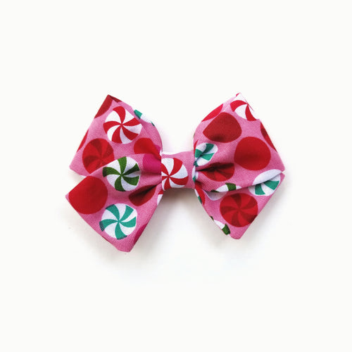 Pretty Peppermint : Classic Sailor Bow