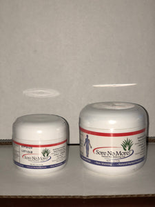 Sore No More 2oz & 4oz Bundle