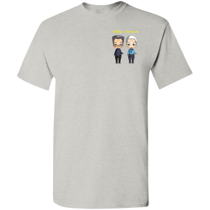 Scully and Hitchcock T-shirt