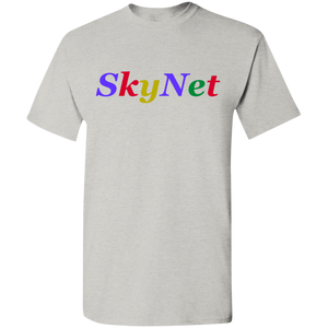 SkyNet meets Google T-Shirt