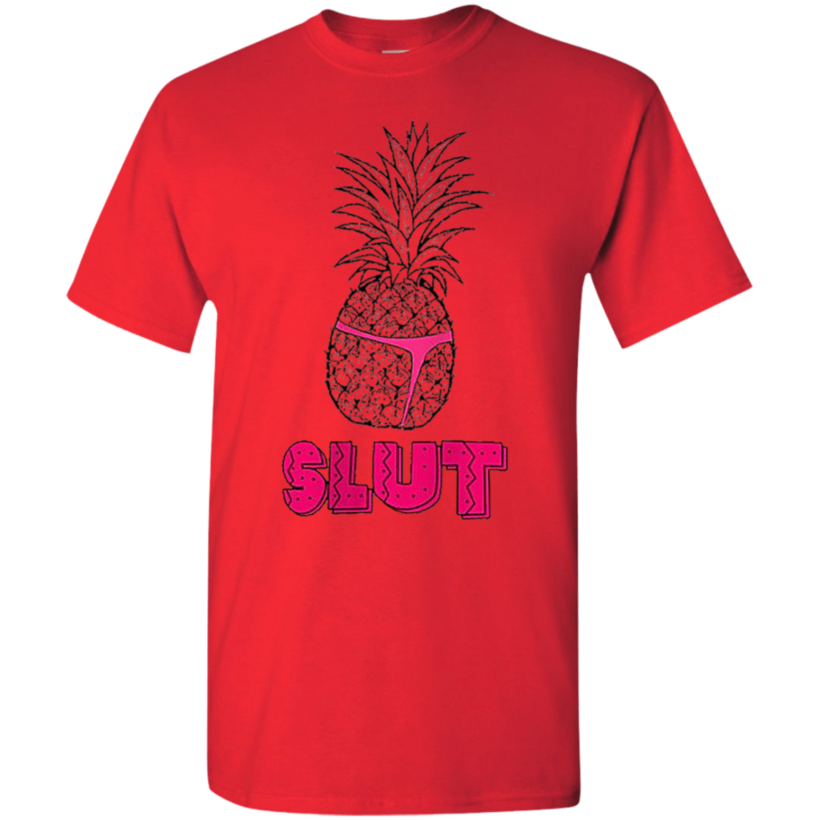 Brooklyn Nine Nine, Pineapple Slut T-Shirt