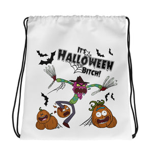 Scary Terry's Draw String Bag