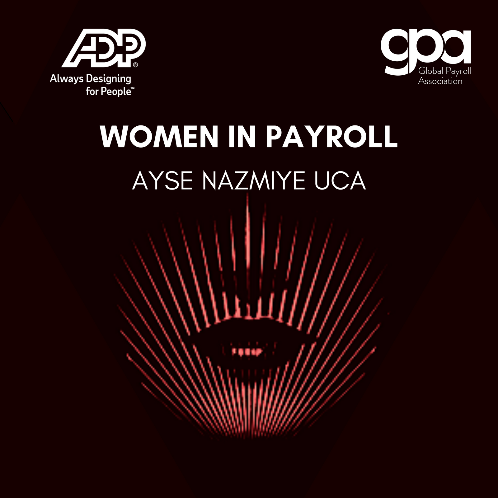 Women in Payroll: Ayse Nazmiye Uca