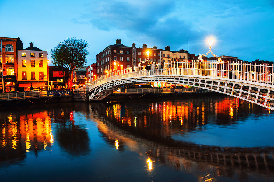 Ireland denies being tax haven despite low tax rates enjoyed by top companies