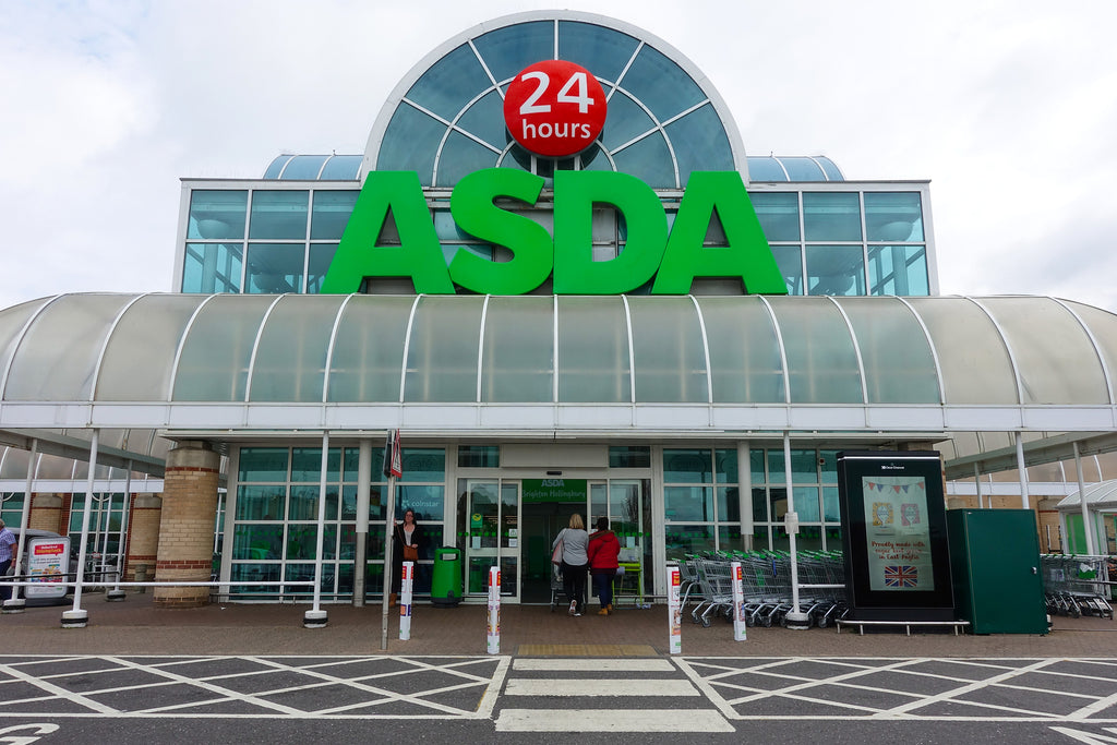 Online and clothing sales boost Asda trade | Business News